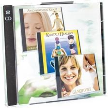 Bild på Andningens kraft - Kristallhealing - Gå ned i vikt [2 CD-ROM]