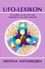 Bild på UFO-lexikon : en andlig syn på UFO och liv på andra planeter