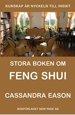 Bild på Stora boken om Feng Shui