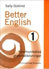 Bild på Better English 1 övningsbok