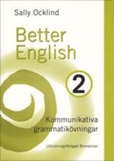 Bild på Better English 2 övningsbok