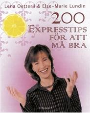 Bild på 200 expresstips för att må bra