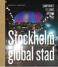 Bild på Stockholm global stad