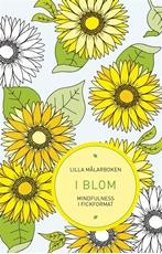 Bild på Lilla målarboken : i blom - mindfulness i fickformat