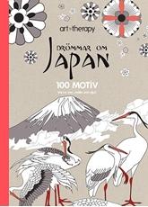 Bild på Drömmar om Japan : 100 motiv - varva ner, måla och njut