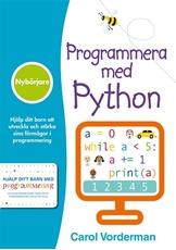 Bild på Programmera med Python : nybörjare