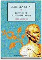 Bild på Latinska citat : Dictum et scriptum latine