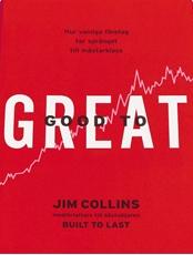 Bild på Good to great : hur vanliga företag tar språnget till mästarklass