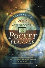 Bild på Llewellyn's 2012 Astrological Pocket Planner: Daily Ephemeris & Aspectarian 2011-2013