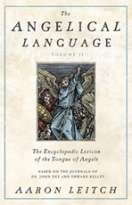 Bild på Angelical language - an encyclopedic lexicon of the tongue of angels