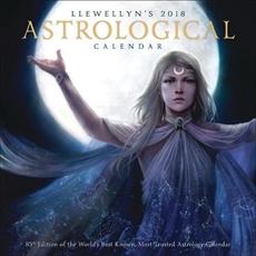 Bild på Llewellyn's 2018 Astrological Calendar