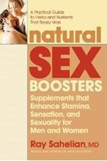 Bild på Natural Sex Boosters: Supplements That Enhance Stamina, Sensation & Sexuality For Men & Women