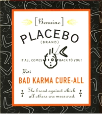 Bild på Genuine Placebo : Bad Karma Cure-All