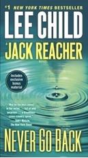 Bild på Never go back (with bonus novella high heat) - a jack reacher novel