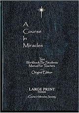 Bild på Course in miracles - large print edition - original edition large print