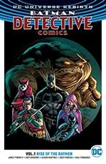 Bild på Batman - detective comics vol. 1 rise of the batmen (rebirth)