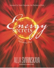 Bild på Energy Secrets: The Ultimate Well-Being Plan