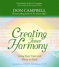 Bild på Creating inner harmony - using your voice and music to heal