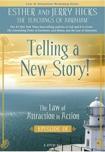 Bild på Episode IX : Telling A New Story! - The Law of Attraction in Action