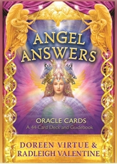 Bild på Angel Answers Oracle Cards