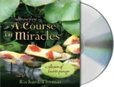 Bild på Selections from a Course in Miracles: Contains Accept This Gift, a Gift of Healing, and a Gift of Peace