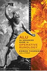 Bild på Alu, an advanced guide to operative runology
