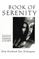 Bild på Book of serenity - one hundred zen dialogues