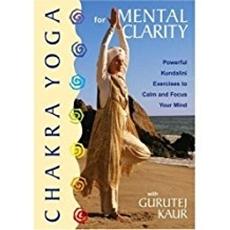 Bild på Chakra Yoga For Mental Clarity (DVD)