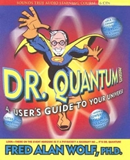 Bild på Dr. Quantum Presents: A User's Guide to the Universe
