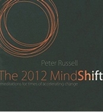 Bild på 2012 mindshift - meditations for times of accelerating change
