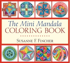 Bild på Mini mandala coloring book