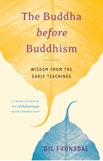 Bild på Buddha before buddhism