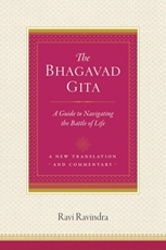 Bild på Bhagavad gita - a guide to navigating the battle of life