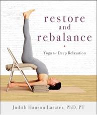 Bild på Restore and rebalance - yoga for deep relaxation