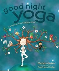 Bild på Good night yoga - a pose-by-pose bedtime story