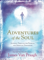 Bild på Adventures of the soul - journeys through the physical and spiritual dimens