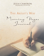 Bild på Artists way morning pages journal - a companion volume to the artists way