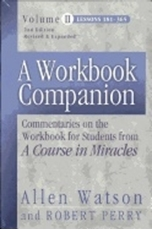 Bild på Workbook Companion Vol 2: Commentaries On The Workbook For S