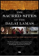 Bild på Sacred Sites Of The Dalai Lamas (DVD)
