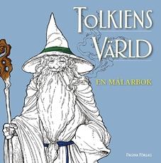 Bild på Tolkiens värld : en målarbok