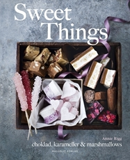 Bild på Sweet things : choklad, karameller & marshmallows