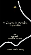 Bild på Course in miracles - original edition