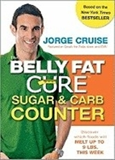 Bild på The Belly Fat Cure Sugar and Carb Counter