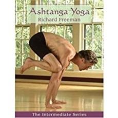 Bild på Ashtanga Yoga: The Intermediate Series (90 Min Dvd)