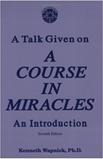 "Bild på Talk Given On ""A Course In Miracles"" (Minimum Order = 2)"