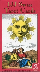 Bild på 1JJ Swiss Tarot