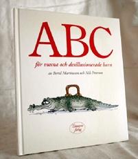 Bild på ABC för vuxna och desillusionerade barn