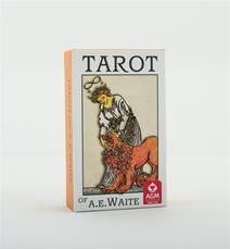 Bild på A.E. Waite Tarot Standard Premium Edition